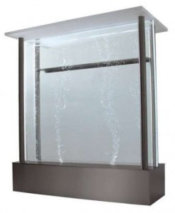"Plexiglas Wasserwand ""Aqualon Aquabar"""