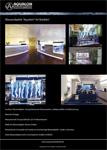 Wasserobjekte mit Luftblaseneffekt Aqualon