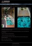 Wasserobjekte Aqualon Keramik