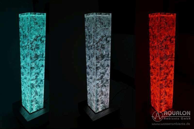 "acrylic couture Wassersäule ""Aqualon Aquavento"""