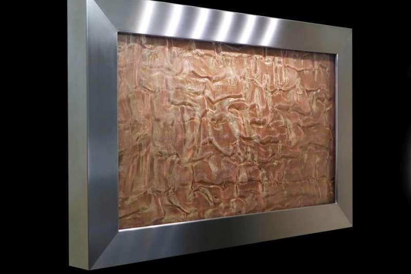 Wasserbilder ( Wandbrunnen ) aus acrylic couture®