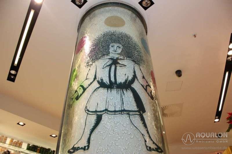 "Wasserwand Säulenverkleidung ""Aqualon Cristallo Flexo Vario"""